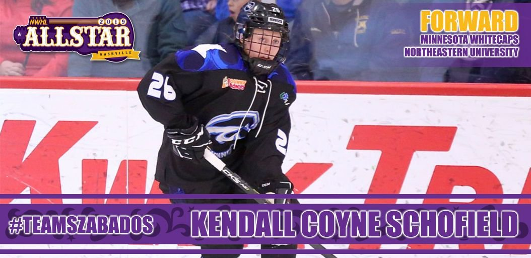 Kendall Coyne Schofield