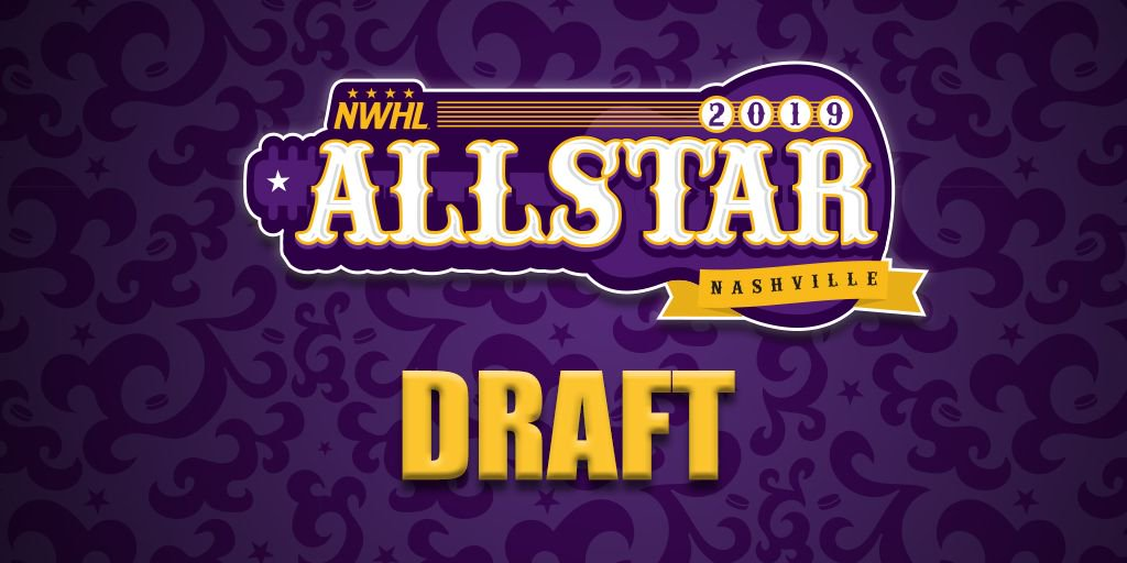 NWHL All Star Draft