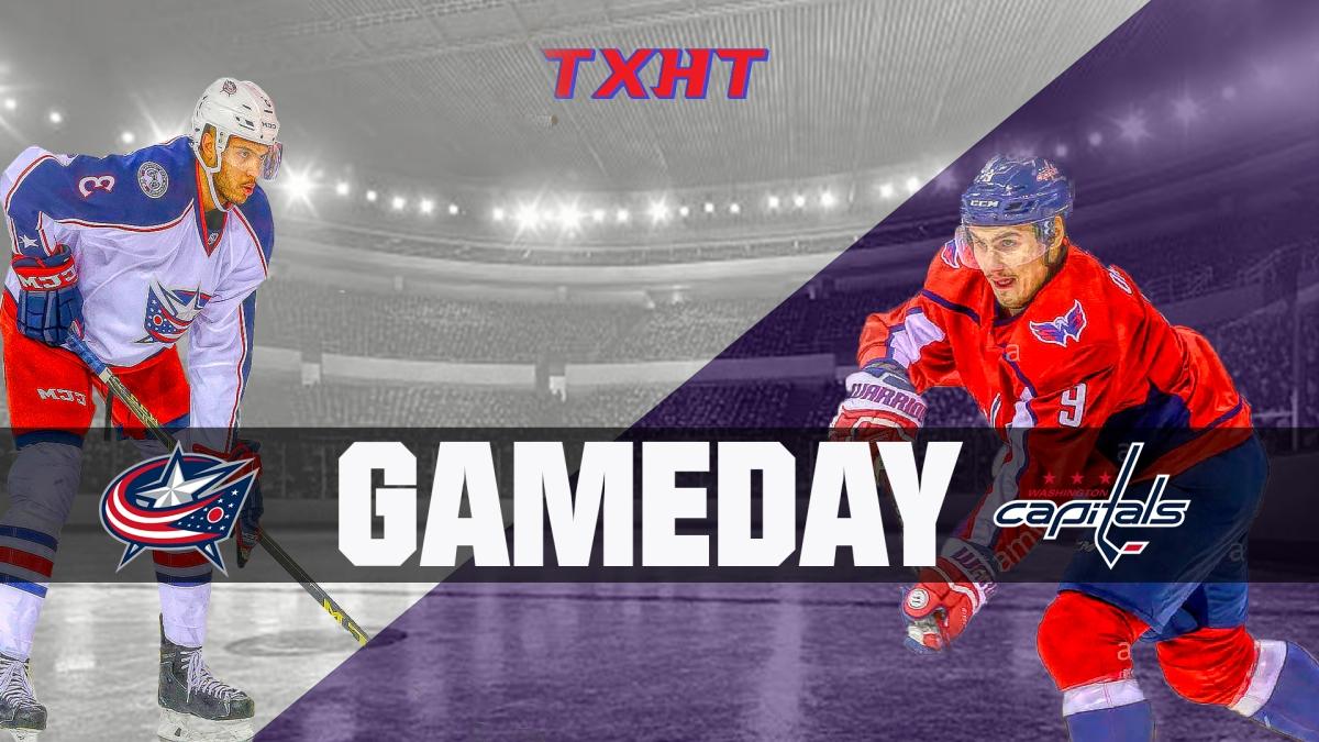 Game Recap – 1 12 2019 – Columbus Blue Jackets v. Washington Capitals – The  Xperience  Hockey Talk fcee0624630b