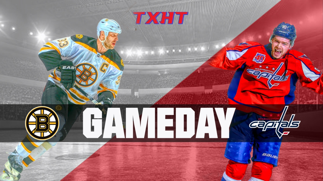 f5d66c254ec Boston Bruins (27-17-7 61pts) v. Washington Capitals (28-17-6 62pts) Time   1230p EST Station  NBC Preview  The big game is upon us as the Washington  ...
