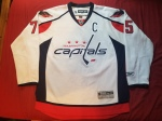 Capitals Away White Lindenbaum 2007 Front