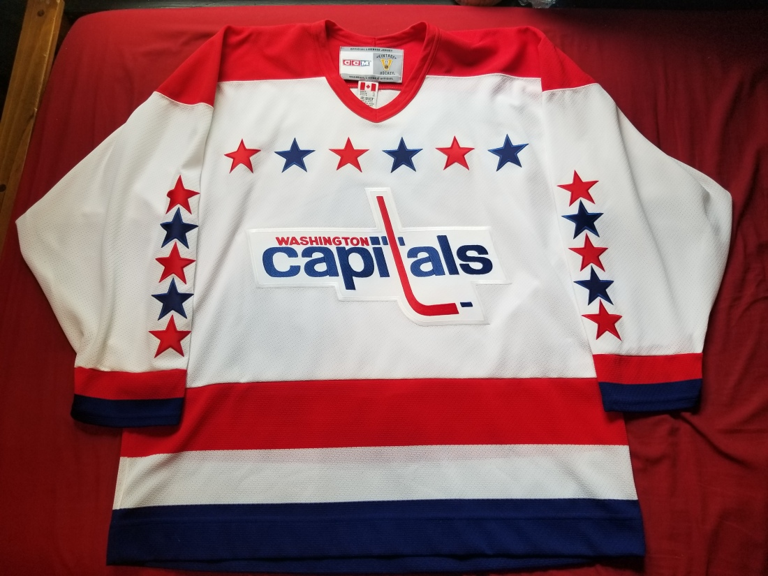 best service 52743 5b791 TXHT Jersey Share – Going Old School – The Xperience: Hockey ...