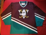 Mighty Ducks Away Purple 1996