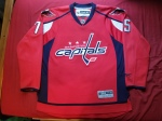 Capitals Home Red X75 2007 Front