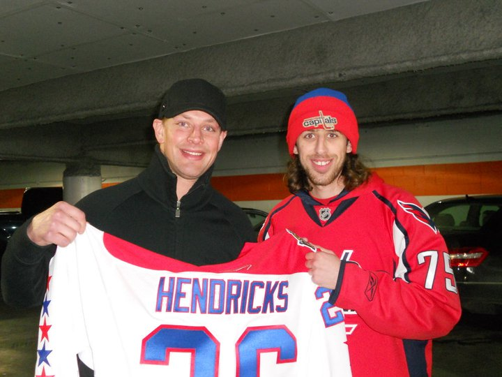 Hendricks WC2011