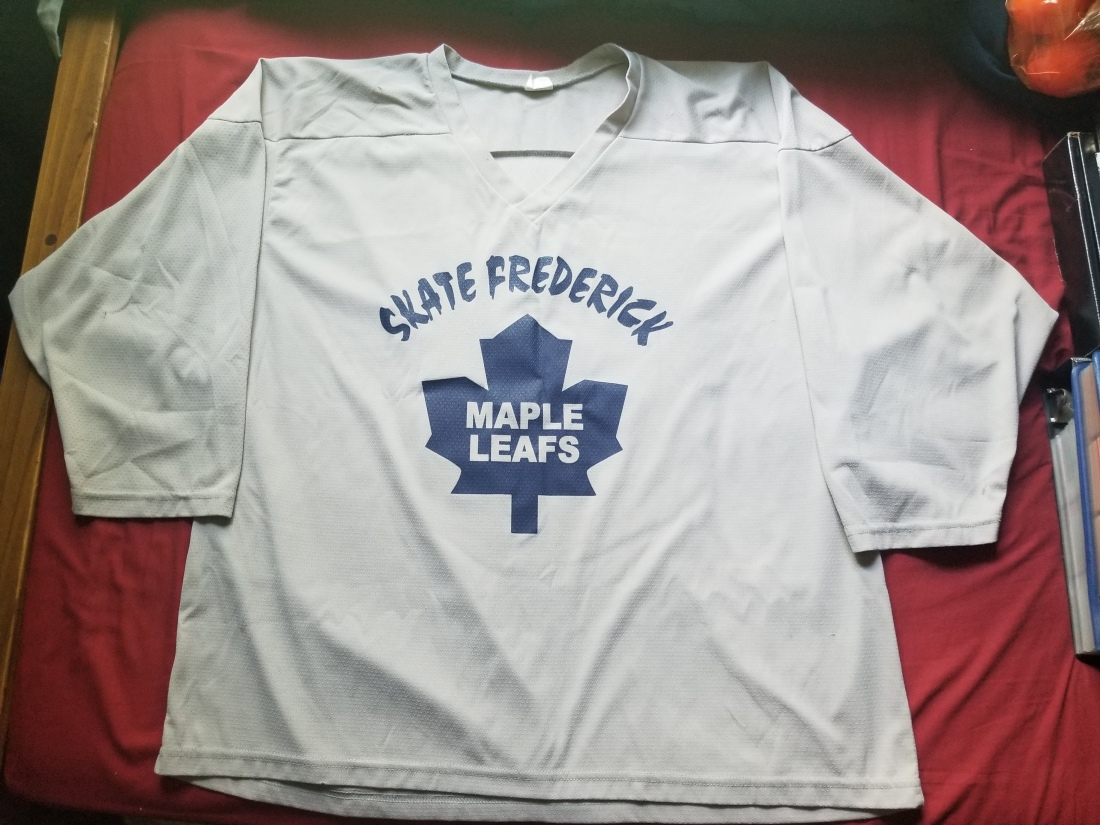 SF Maple Leafs 2004 Front