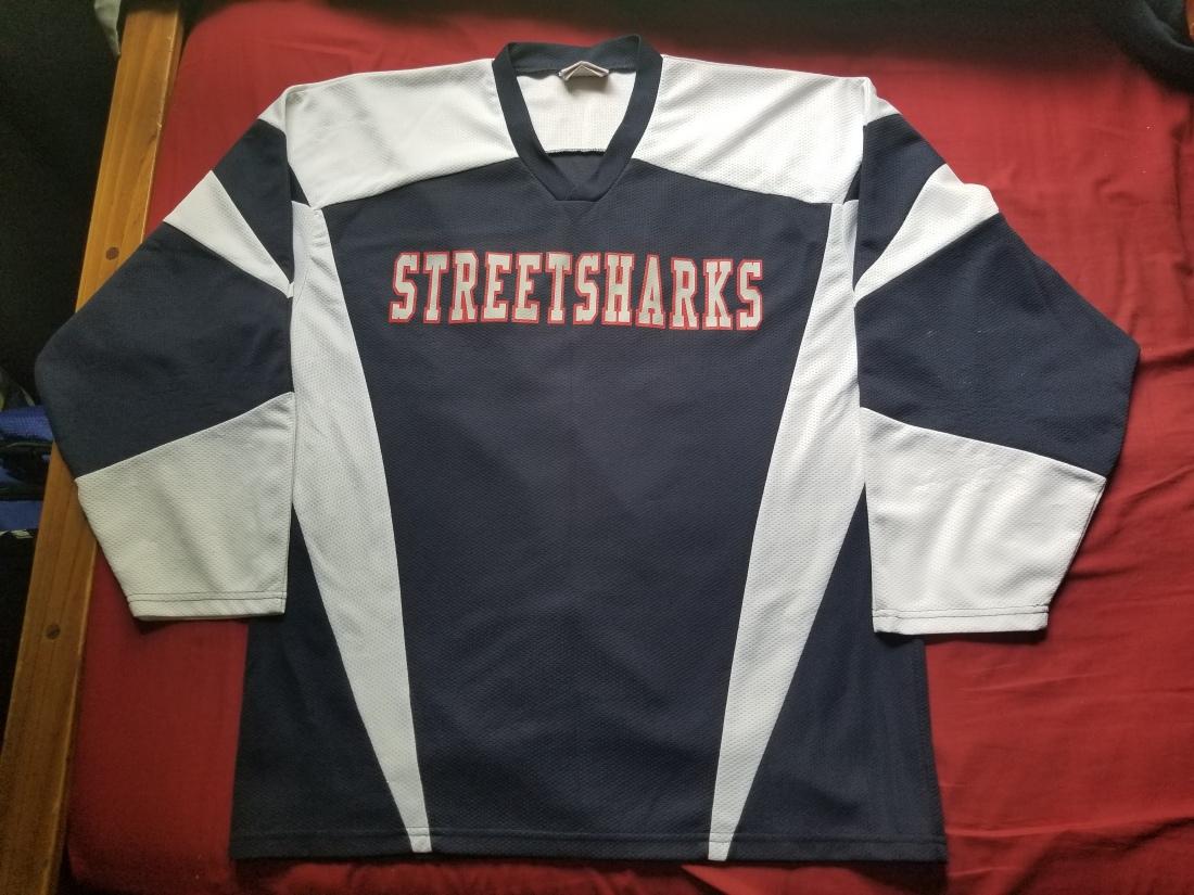Street Sharks Front