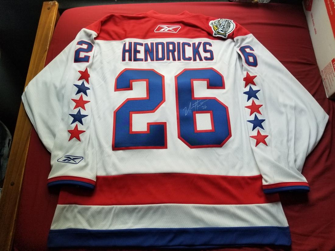 WC11 Hendricks Back