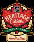 2019 Heritage Classic Logo