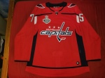 Capitals Home Red 2018 Front