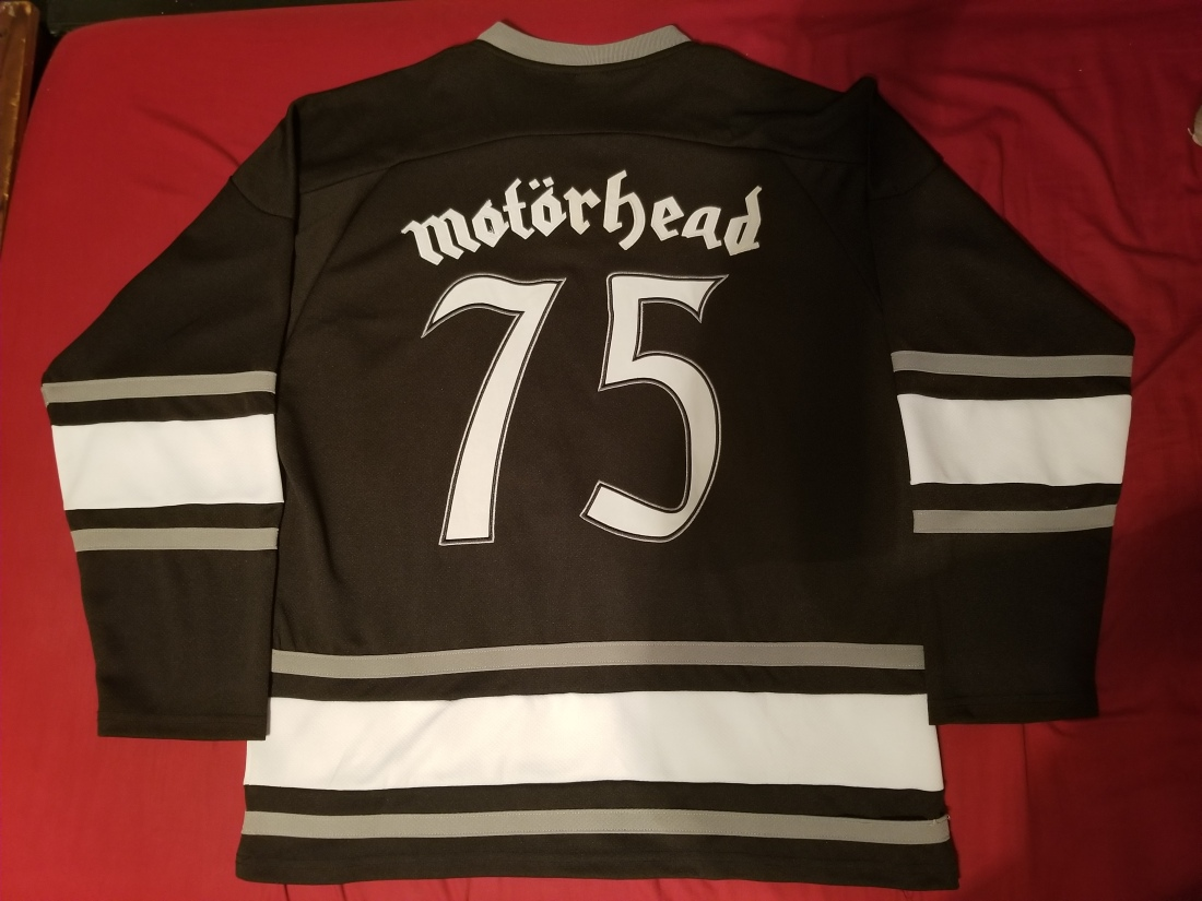 Motorhead Back