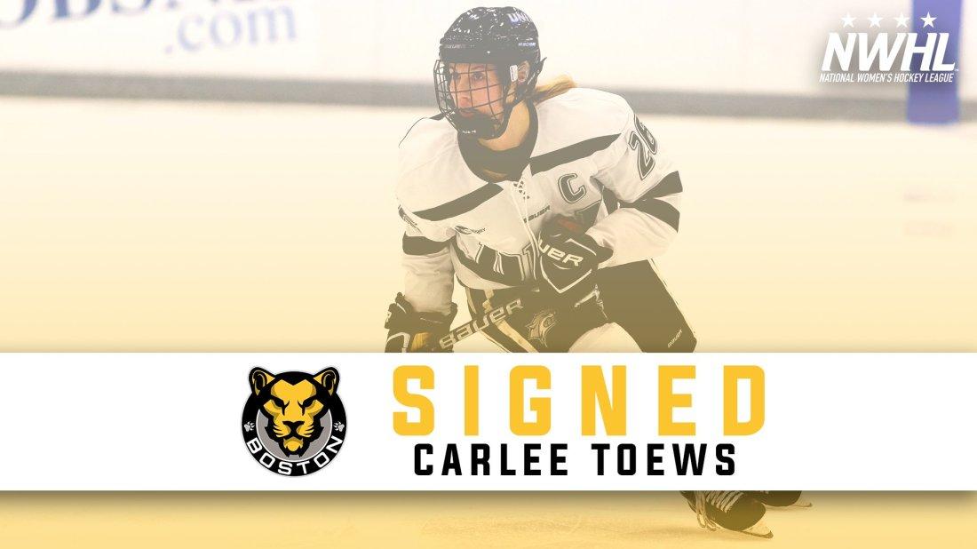 Carlee Toews