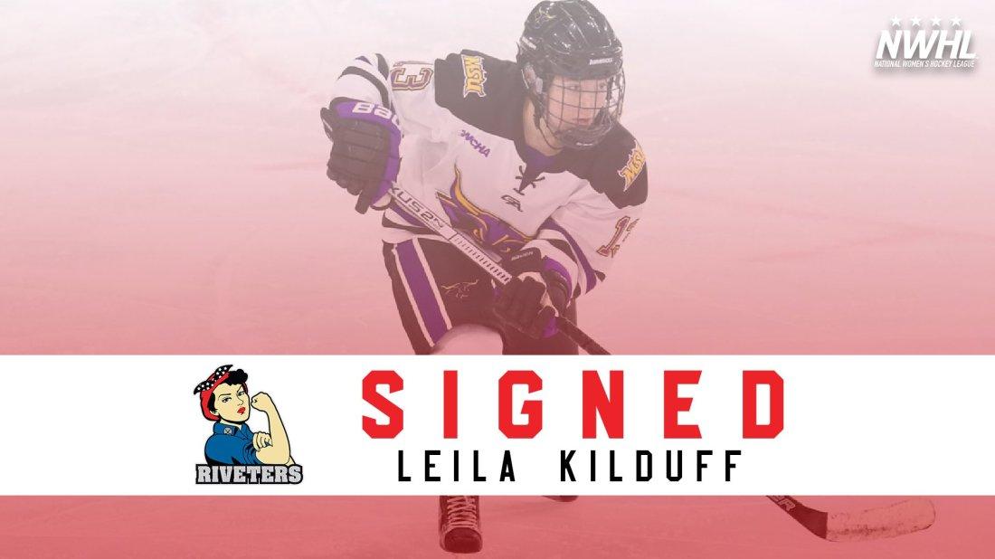 Leila Kilduff