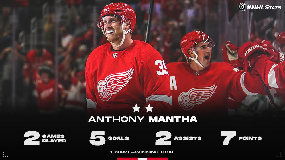 2 - Anthony Mantha
