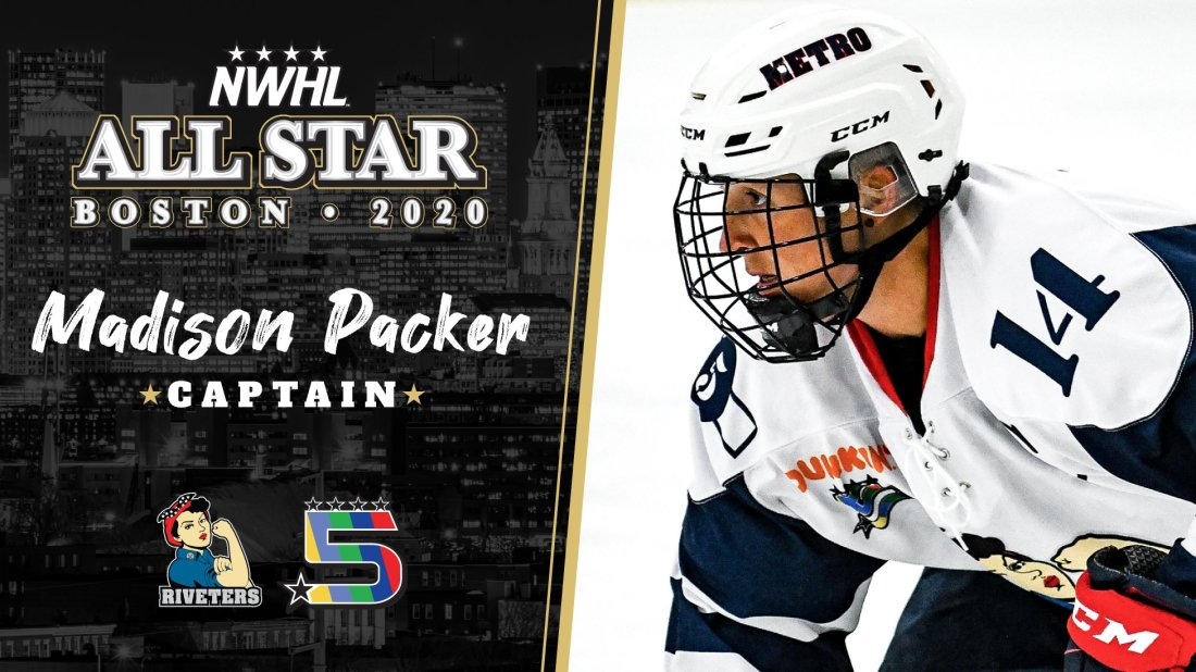 Madison Packer ASG