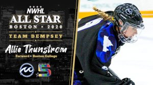 NWHL ASG Allie Thunstrom