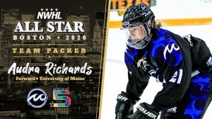NWHL ASG Audra Richards
