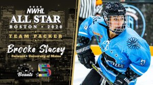 NWHL ASG Brooke Stacey