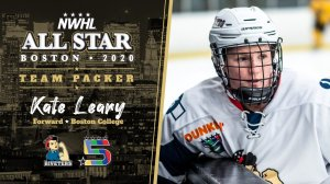 NWHL ASG Kate Leary