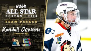 NWHL ASG Kendall Cornine