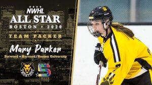 NWHL ASG Mary Parker
