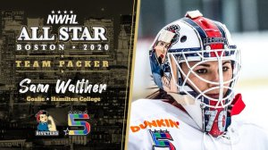NWHL ASG Sam Walther