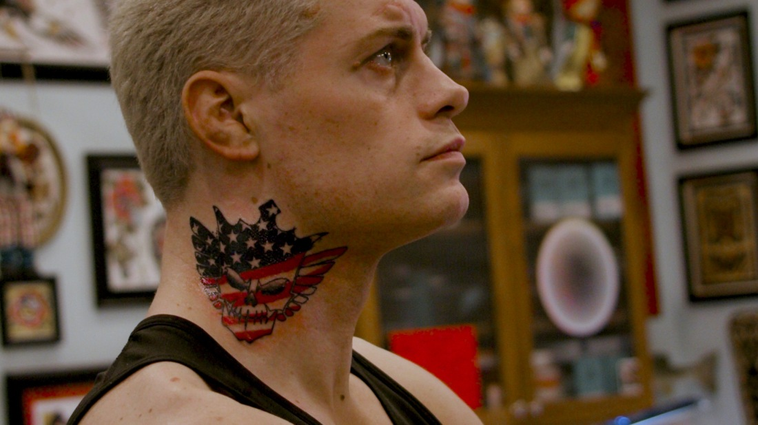 Cody Rhodes Tattoo - AEW