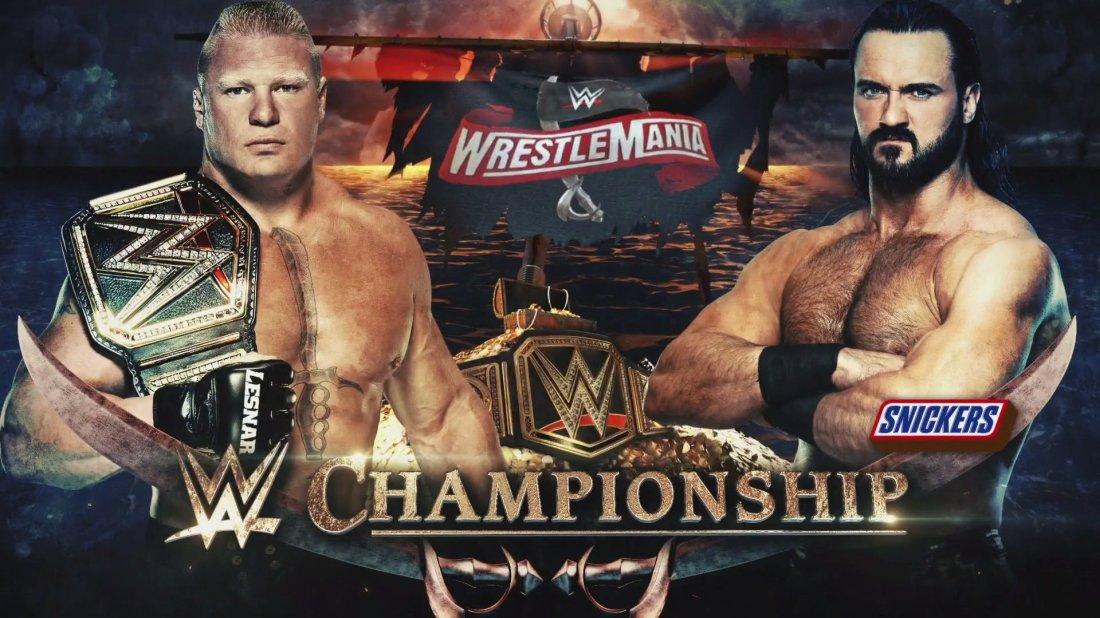 WM WWE Title