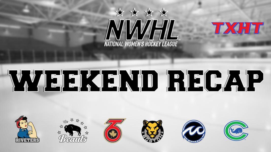 NWHL Weekend
